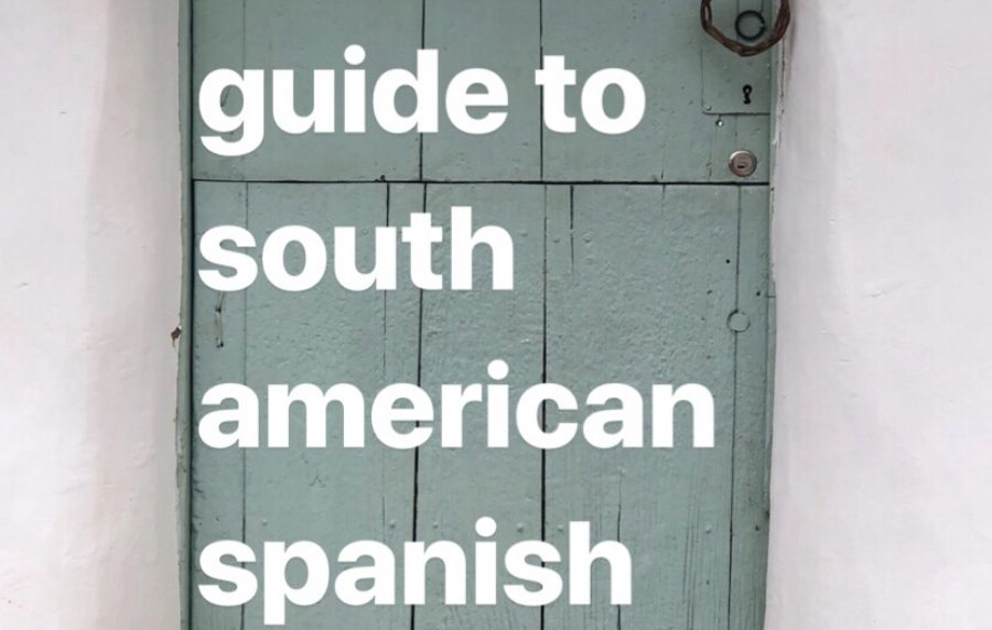 A Definitive Guide To South American Spanish Kath Meets World Excuse me sir, where is your restroom please? south american spanish